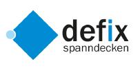 Defix Decken UG Logo
